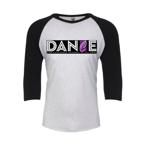 DANCE Original - Raglan Black/Heather