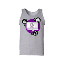Load image into Gallery viewer, CCCA Cotton Tanktop