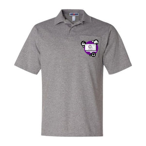 CCCA Polo with Pocket