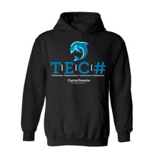 Load image into Gallery viewer, CD TEC# - Heavy Blend Hoodie