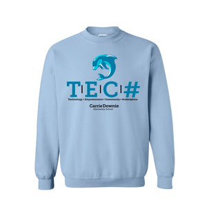 CD TEC# - Heavy Blend Sweater