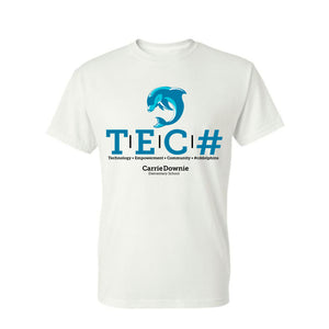 CD TEC# - Softstyle Tee