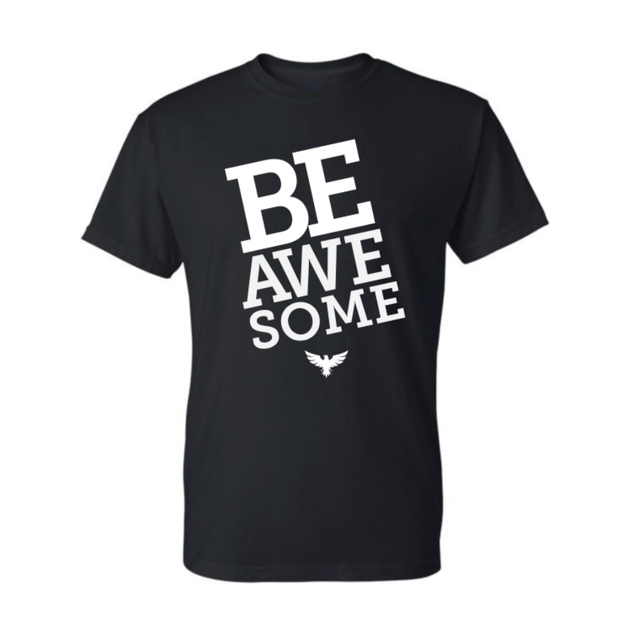BE Awesome T-Shirt