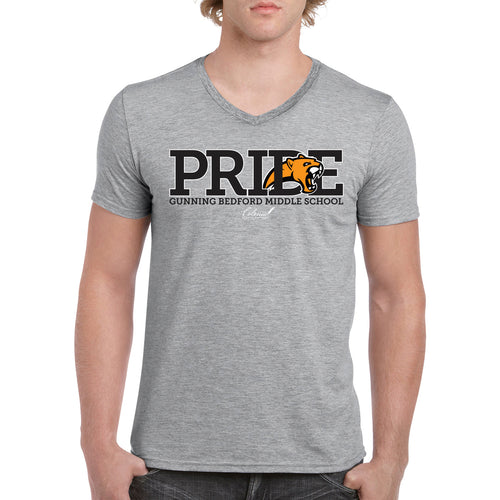GB Pride - Men's V-Neck