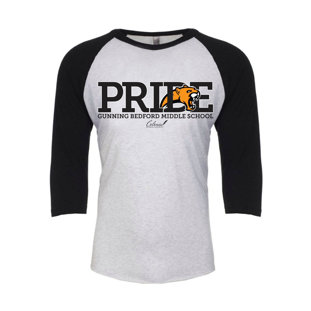 GB Pride - Raglan Long Sleeve