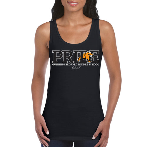 GB Pride - Ladies Fit Tanktop