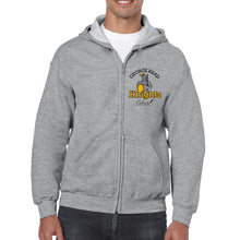 Load image into Gallery viewer, GR Knights - Full Zipper Hoodie