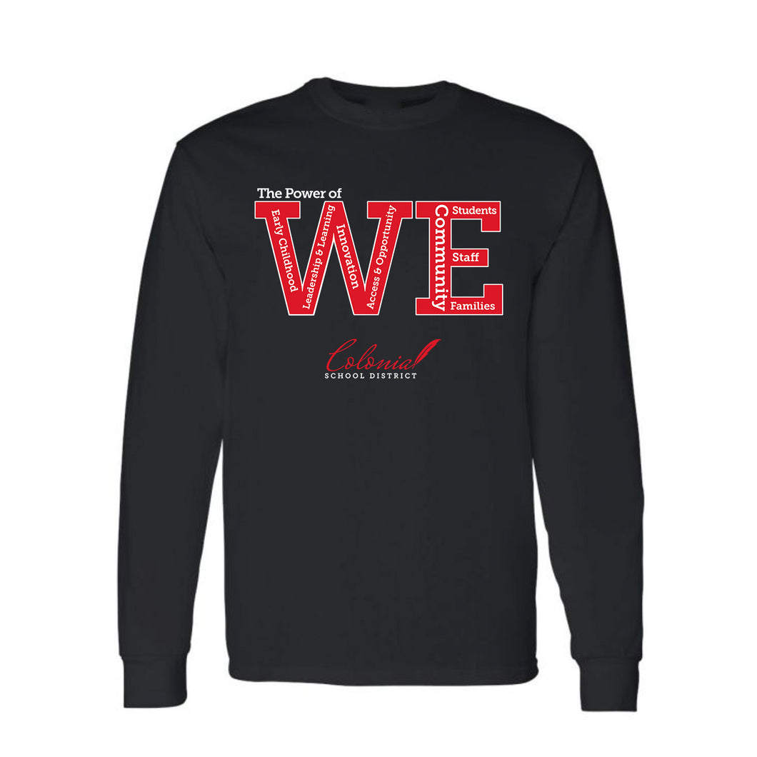 WE - Heavy Cotton Long Sleeve