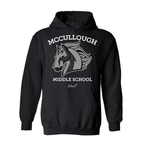 McCullough Middle School - Heavy Blend Hoodie