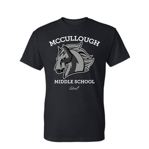 McCullough Middle School - Softstyle Tee
