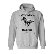 Load image into Gallery viewer, Mustang Nation - Heavy Blend Hoodie