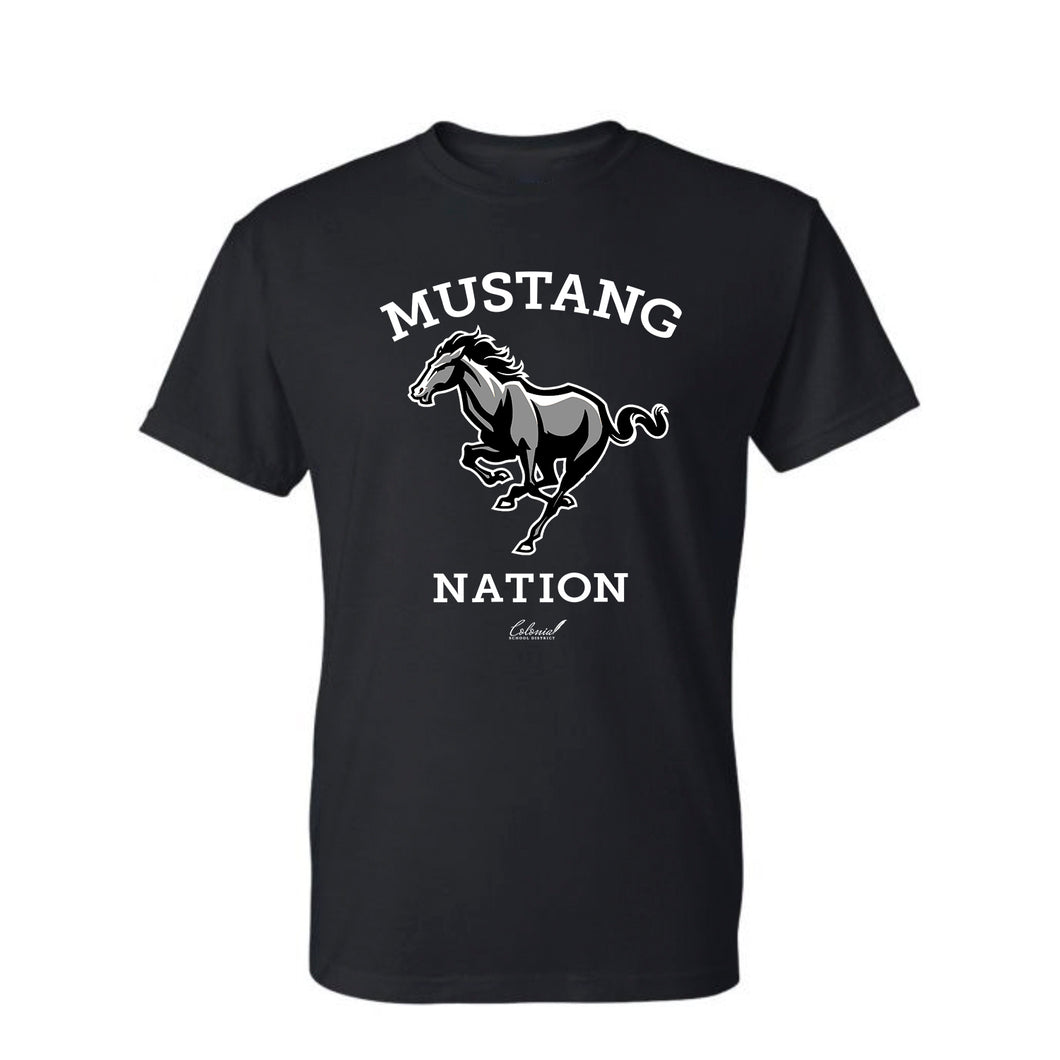 Mustang Nation - Softstyle Tee