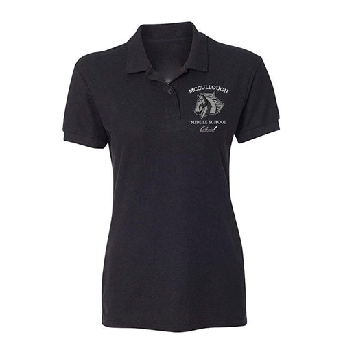 McCullough Middle School - Women's Fit Polo