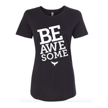 Load image into Gallery viewer, BE Awesome 2020 Ladies Fit T-Shirt