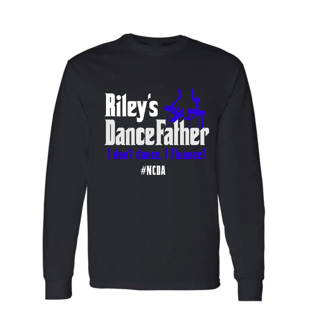 Dance Father Long Sleeve
