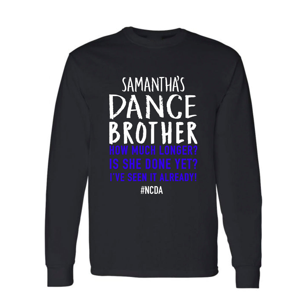 Dance Brother Long Sleeve