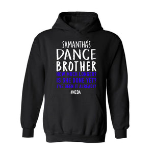 Dance Brother Hoodie