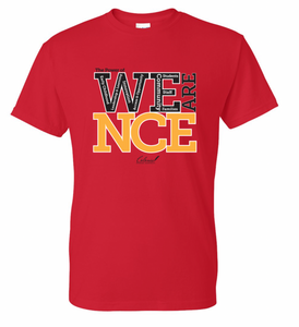We Are NCE T-Shirt