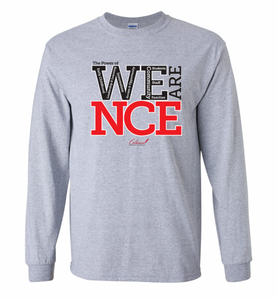 We Are NCE Long Sleeve