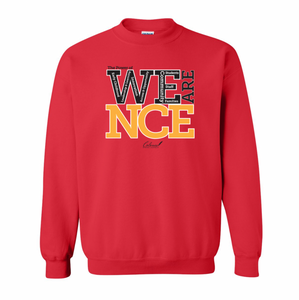 WE Are NCE Sweatshirt