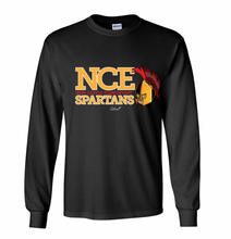 Load image into Gallery viewer, NCE Spartans Long Sleeve