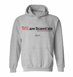 WE Are Scientists Hoodie
