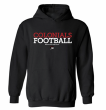 Load image into Gallery viewer, WP Football Hoodie
