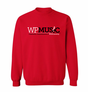 WP Music Sweatshirt