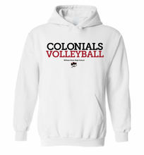 Load image into Gallery viewer, WP Volleyball Hoodie