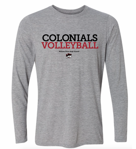 WP Volleyball Performance Long Sleeve