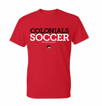 Load image into Gallery viewer, WP Soccer T-Shirt
