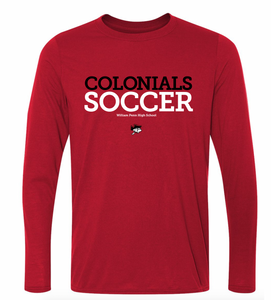 WP Soccer Performance Long Sleeve