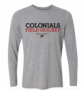 WP Field Hockey Performance Long Sleeve