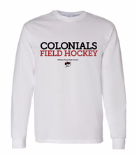 Load image into Gallery viewer, WP Field Hockey Performance Long Sleeve