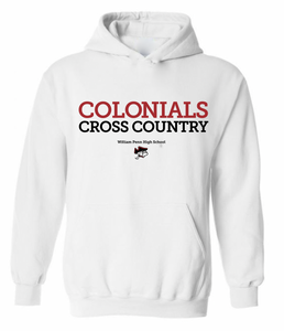WP Cross Country Hoodie