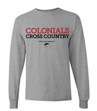 Load image into Gallery viewer, WP Cross Country Long Sleeve