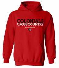 Load image into Gallery viewer, WP Cross Country Hoodie