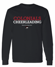Load image into Gallery viewer, WP Cheerleading Long Sleeve