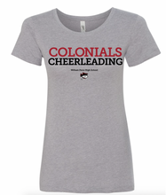 Load image into Gallery viewer, WP Cheerleading Ladies Fit T-Shirt