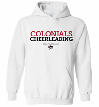 Load image into Gallery viewer, WP Cheerleading Hoodie