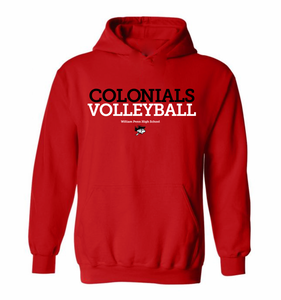 WP Volleyball Hoodie