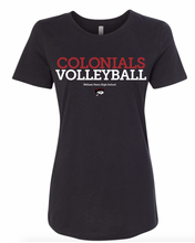 Load image into Gallery viewer, WP Volleyball Ladies Fit T-Shirt