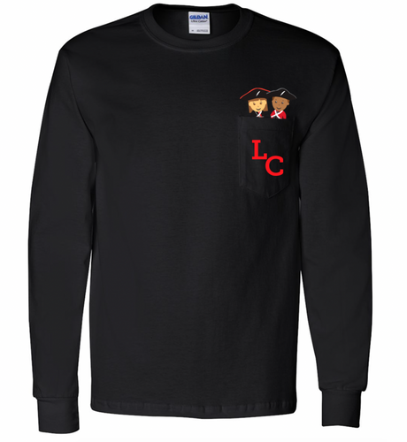 Little Colonials Long Sleeve w/ Pocket