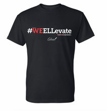 Load image into Gallery viewer, #WEELLevate T-Shirt