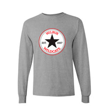 Load image into Gallery viewer, Wilbur Wildcats Long Sleeve