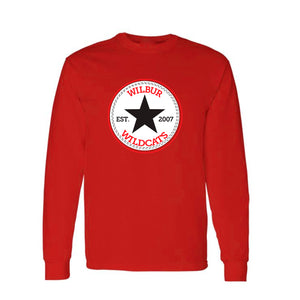 Wilbur Wildcats Long Sleeve