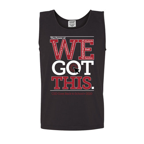 WE Got This Tank Top