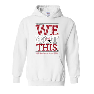 WE Got This Hoodie