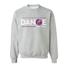 Load image into Gallery viewer, Dance Crewneck Sweatshirt - Heavy Blend Cotton/Poly