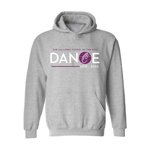 Dance Hoodie - Heavy Blend 8oz Cotton/Poly